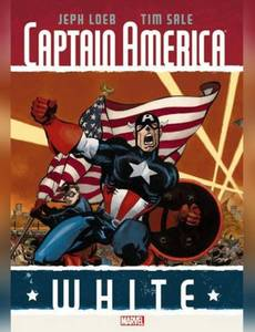Couverture de l'album Captain America: White