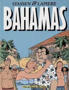 Couverture du premier album de la série Bahamas