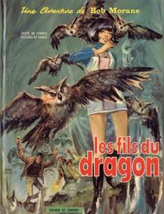 Couverture de l'album Les Fils du Dragon