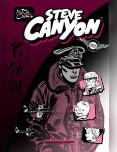 Couverture de l'album Milton Caniff's Steve Canyon 1951
