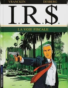 Couverture du premier album de la série I.R.$.