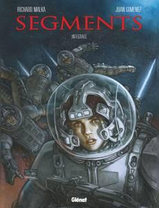 Couverture du premier album de la série Segments