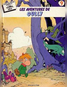 Couverture de l'album Les Aventures de Gully
