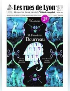Couverture de l'album M. Henriette, bourreau
