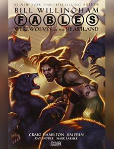 Couverture de l'album Fables: Werewolves of the Heartland