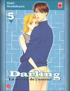 Couverture de l'album Darling, la Recette de l'Amour