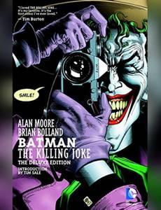 Couverture du premier album de la série Batman - The Killing Joke