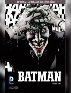 Couverture de l'album Batman - Killing Joke