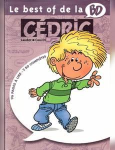 Couverture de l'album Le best of de la BD - Cédric