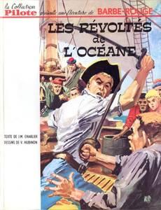 Couverture de l'album Les Révoltés de l'Océane