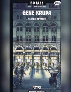Couverture du premier album de la série Gene Krupa