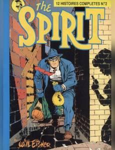 Couverture de l'album 12 histoires complètes du spirit n°2