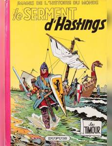 Couverture de l'album Le Serment d'Hastings