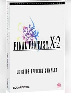 Couverture de l'album Guide officiel complet Final Fantasy X-2