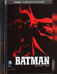 Couverture de l'album Batman – Amère Victoire T1