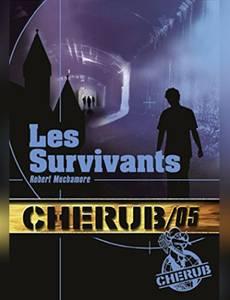 Couverture du premier album de la série Cherub