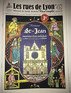 Couverture de l'album Saint-Jean. Naissance d'une cathédrale