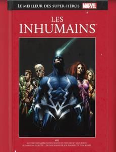 Couverture de l'album Les Inhumains