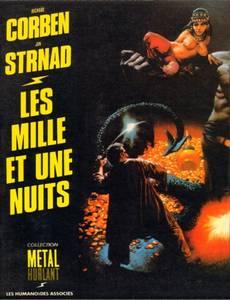 Couverture de l'album Les Mille et une Nuits