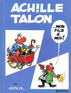 Couverture de l'album Achille Talon... mon fils à Moi !