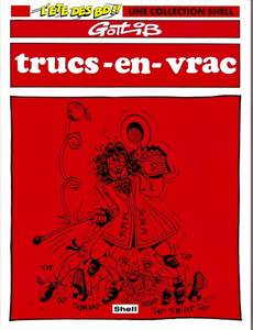 Couverture de l'album Trucs-en-vrac