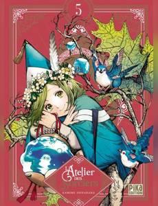 Couverture de l'album L'Atelier des Sorciers