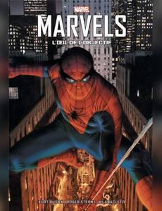 Couverture du premier album de la série Marvels - L'œil de l'objectif