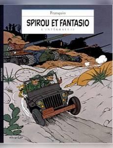 Couverture de l'album Spirou et Fantasio