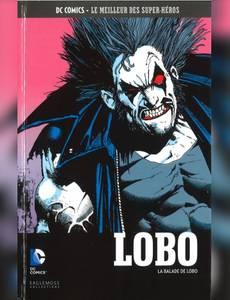 Couverture de l'album Lobo - La ballade de Lobo