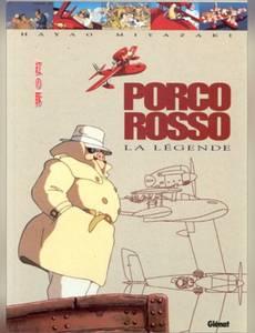 Couverture de l'album Porco Rosso - La Légende Artbook