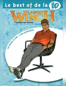 Couverture de l'album Le best of de la BD - Largo Winch