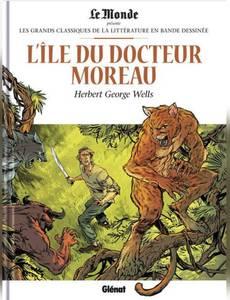 Couverture de l'album L'Île du docteur Moreau