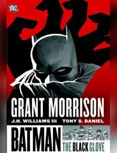 Couverture de l'album Batman: The Black Glove SC