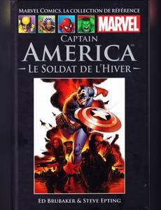 Couverture de l'album Captain America - le Soldat de l'Hiver