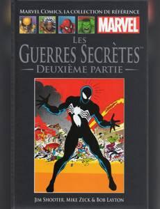 Couverture de l'album Les Guerres Secrètes - Deuxième Partie