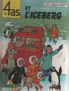 Couverture de l'album Les 4as et l'Iceberg