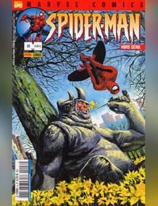 Couverture de l'album Spider-man hors série : tendre rhino