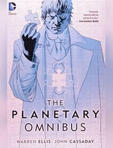 Couverture de l'album The Planetary Omnibus