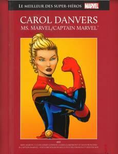 Couverture de l'album Carol Danvers Ms. Marvel
