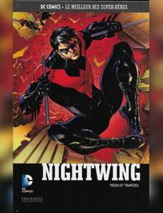 Couverture de l'album Nightwing - Pièges et Trapèzes