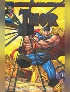 Couverture de l'album Le retour des héros, Thor 01