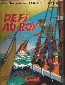 Couverture de l'album Défi au Roy
