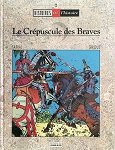 Couverture de l'album Le crépuscule des braves