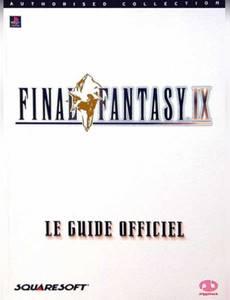 Couverture de l'album Guide Final Fantasy 9