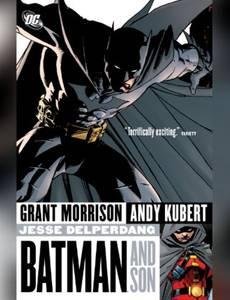 Couverture de l'album Batman and Son