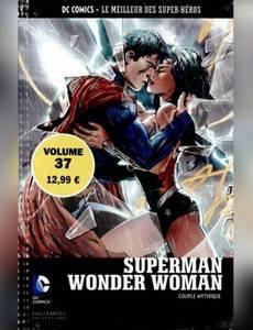 Couverture de l'album Superman Wonderwoman