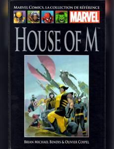 Couverture de l'album House Of M