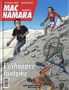 Couverture du premier album de la série Mac Namara