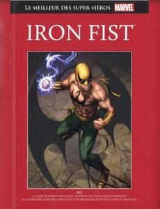 Couverture de l'album Iron Fist
