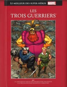Couverture de l'album Les Trois Guerriers